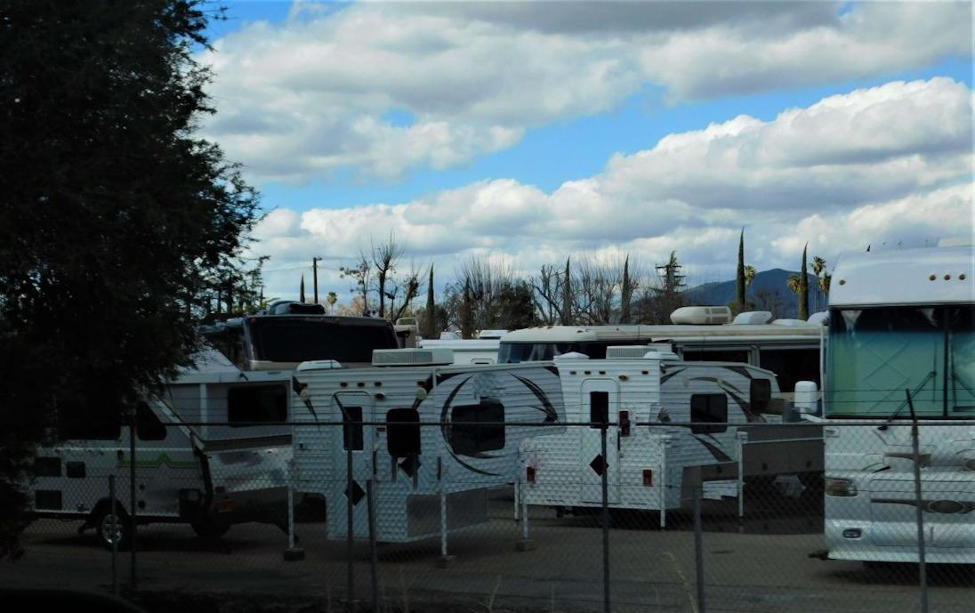 buy a used camper